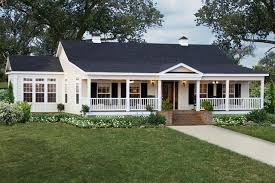 one story house plans with porches bright ideas one level house floor plans with front porch 5 single
