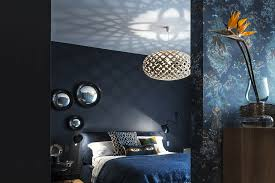 Bedrooms With Blue Walls This Is How To Decorate With Blue Walls Nonagon Style