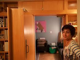 what it u0027s like have a secret room hidden behind your bookshelf