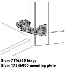 170 degree cabinet hinge blum 170 degree susan hinge the cabinet joint kitchen fixtures