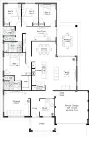 open floor plans patio home plan house designersfloor for 3