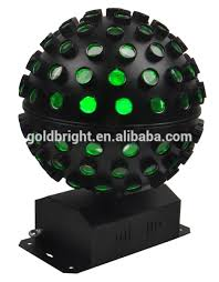 Rotating Disco Ball Light Moving Head Disco Mirror Ball Led Effect Lighting Buy Led Effect