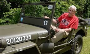 korean war jeep innerviews korean war hero embraces memorial day meaning life