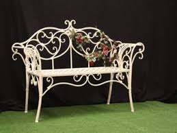 Outdoor Furniture Hire More Weddings - Outdoor iron furniture