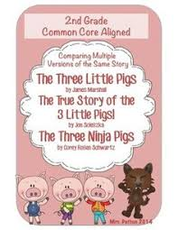 close reading true story pigs