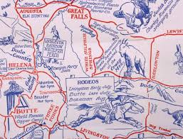 Montana Map by Power Gasoline Montana Map This Is A Montana Map P