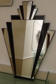 mirror art deco venetian mirror 11 of 15 photos