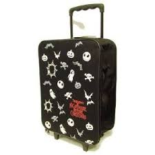 nightmare before luggage neeeeed