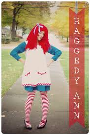 Raggedy Ann Costume Raggedy Ann Costume Raggedy Ann Costume I Can Do That