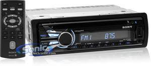 sony cdx gt565up in dash cd mp3 aac car receiver w pandora u0026 usb