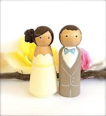 wedding cake topper custom cake by creativebutterflyxox