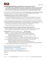 pdca motorsport marketing cover letter