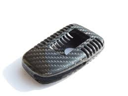 lexus es accessories deluxe real carbon fiber remote key case shell for lexus es rx nx
