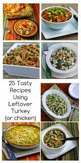 twenty five deliciously healthy recipes using leftover turkey or