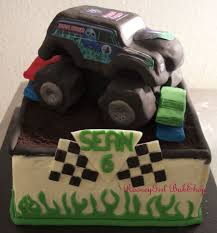 picture of grave digger monster truck grave digger monster truck cake cakecentral com