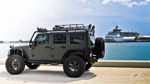 green jeep rubicon cec miami jeep wrangler build