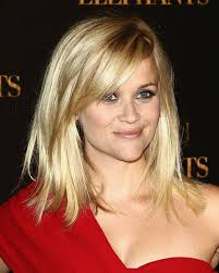 reese witherspoon u0027s best hairstyles long bob bangs and bobs