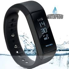 iphone health monitor bracelet images Image waterproof b luetooth fitness tracker bracelet smart wrist jpeg