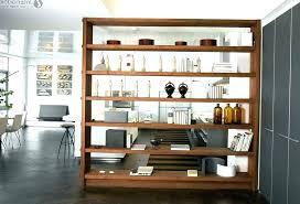 decorating built ins open shelving unit room divider elegant shelves dividers bookshelf