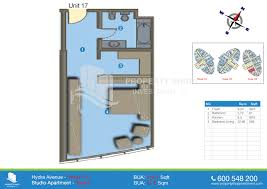 c6 tower floor plan of hydra avenue al reem island