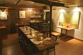 private dining market table