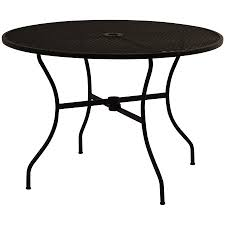 Oval Wrought Iron Patio Table by Arlington House Wrought Side Table Walmart Com