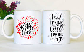 mug design do typography custom coffee mug design by shamias1