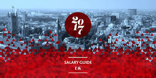 Service Desk Analyst Salary Uk Morgan Mckinley Uk Salary Guide 2017