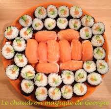 chaudron pour cuisiner sushis et makis cuisson du riz vinaigré au thermomix le