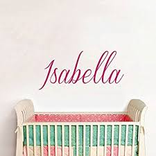 Wall Name Decals For Nursery Cheap Wall Name Decals Find Wall Name Decals Deals On Line At