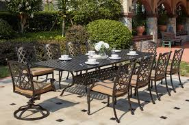 darlee madison 11 piece dining set with cushions wayfair default name