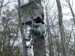 Bow Hunting From Ground Blind The Perfect Bow Hunting Stand Setup Mississippi Sportsman