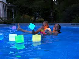Solar Lights For Pool by Small Steps In Solar Power Hgtv