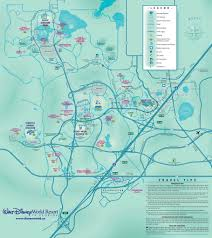 walt disney resort map is there a map showing resort locations the dis disney