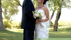 Flowers For Weddings How To Choose Flowers For Your Wedding Day 12 Steps