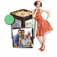 boite metal cuisine boite métal cuisine coffret cadeau à votre image tamalou et bobola