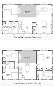 3 Storey Commercial Building Floor Plan 2 Story Barndominium Plan U2026 Pinteres U2026