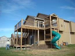 Backyard Deck Ideas Backyard Deck Designs Fascinating Deck Design Home Design