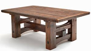 the reclaimed wood amp steel simple barnwood kitchen table home
