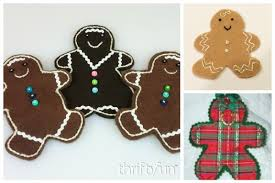 gingerbread ornaments gingerbread men ornaments thriftyfun