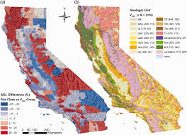 San Francisco Liquefaction Map by Annualized Earthquake Loss Estimates For California And Their