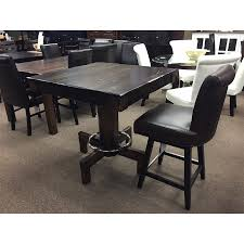 dining room solid wood bermex pub table furniture mattress
