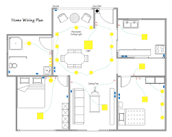 home wiring plan floor plan electrical wiring and