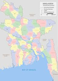 Districts Of New Orleans Map by Districts Of Bangladesh Wikipedia
