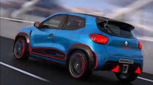 renault kwid on road price diesel renault kwid racer sportive low cost youtube