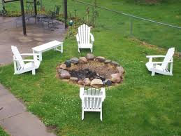 How To Build A Backyard Firepit Easy Pits Search Pit Ideas
