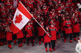Canada Flag Bearer Best Photos From Pyeongchang 2018 Opening Ceremony Thescore Com