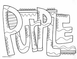 number coloring pages 110 quotes from the color purple book with