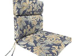 Outdoor Chair Cushions Best Collections Of Outdoor High Back Chair Cushions All Can