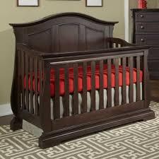 Ragazzi Convertible Crib Ragazzi Montebello Convertible Crib In Espresso Convertible Crib